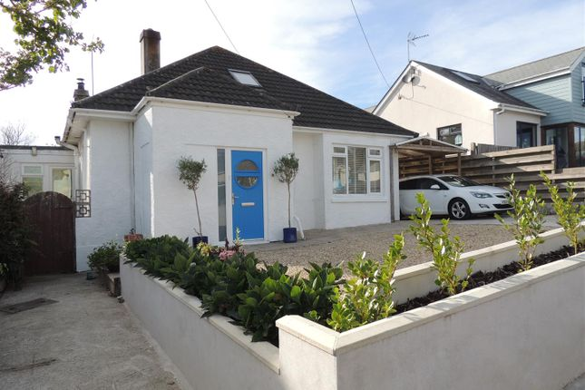 Thumbnail Detached bungalow for sale in Trelispen Park, Gorran Haven, St. Austell