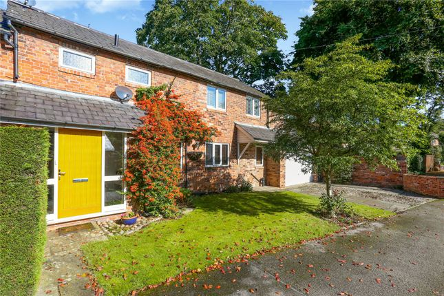 Thumbnail Property for sale in Chelford Road, Knutsford, Cheshire