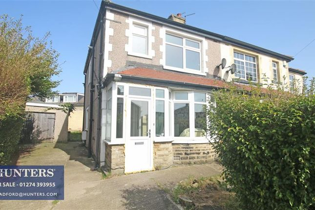 Thumbnail Semi-detached house for sale in Sixth Avenue, Bradford