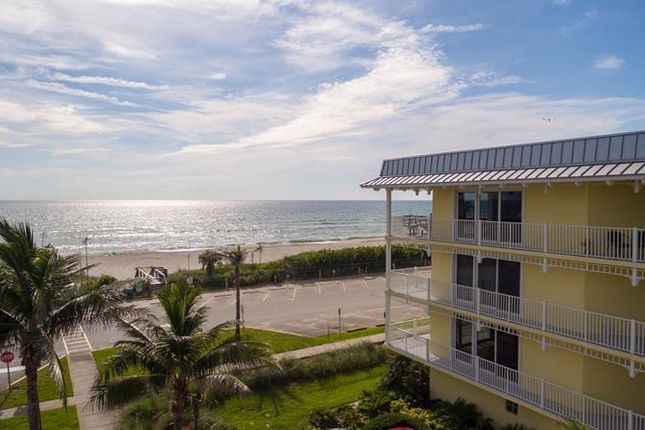 Thumbnail Property for sale in 1 Eighth Avenue Unit 1202, Indialantic, Florida, United States Of America