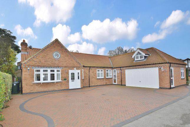 Thumbnail Detached bungalow for sale in Fox Cottage, West Bridgford