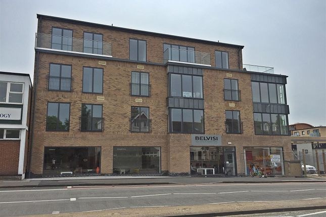 Thumbnail Flat for sale in Newmarket Road, Cambridge