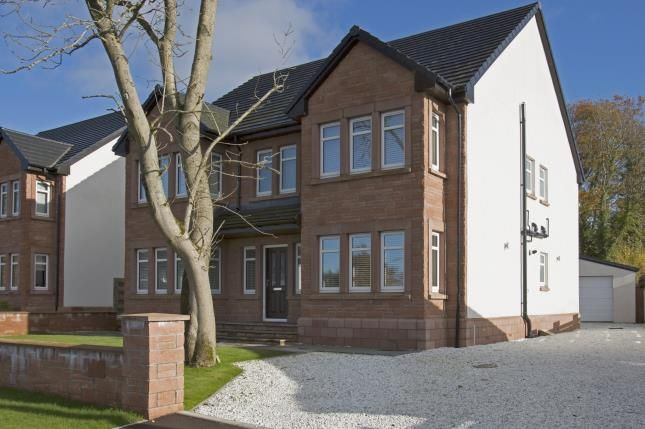 Thumbnail Property for sale in Castlehill Road, Carluke, South Lanarkshire, United Kingdom