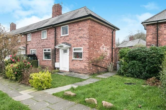 Thumbnail Property for sale in Ferns Road, Wirral, Merseyside