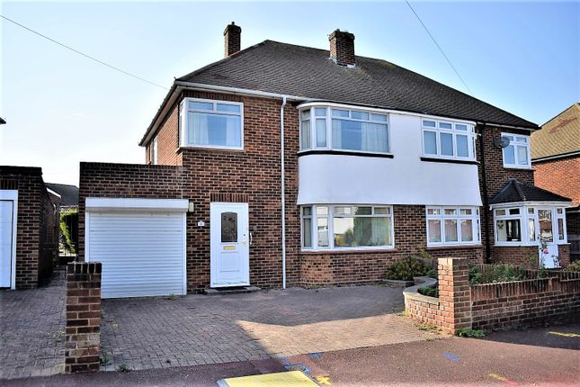 Semi-detached house for sale in Audley Avenue, Gillingham
