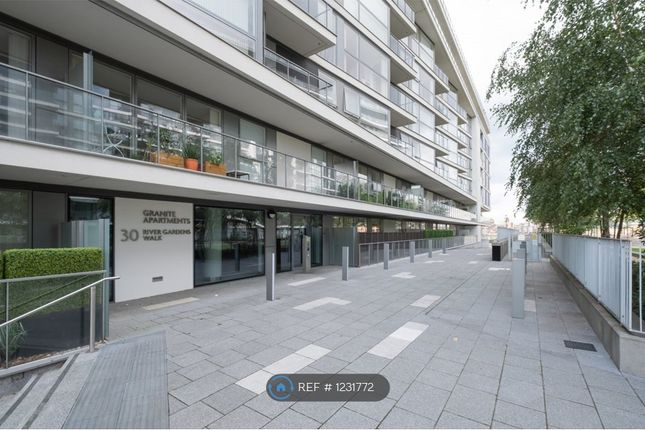 2 bed flat to rent in River Gardens Walk, London SE10