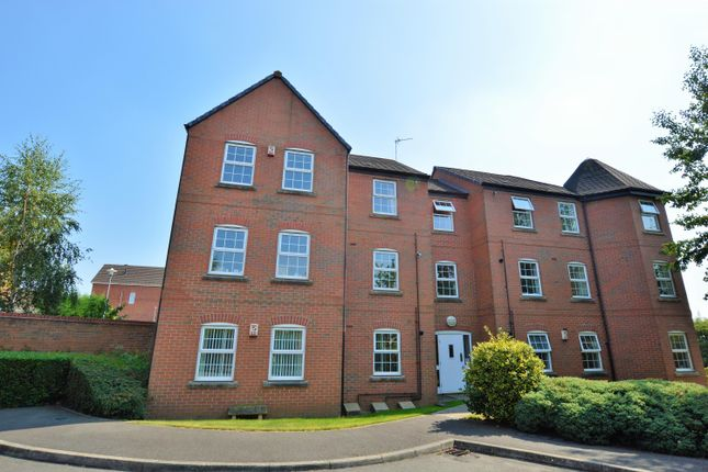 Thumbnail Flat for sale in Lock Keeper Close, Wigston