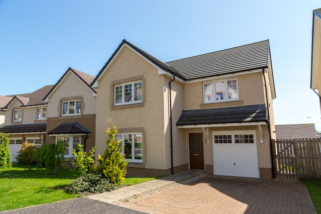 Thumbnail Detached house for sale in Inchgarvie Avenue, Burntisland