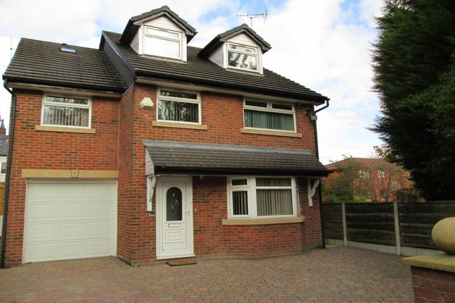 Thumbnail Detached house to rent in Grosvenor Road, Swinton, Manchester