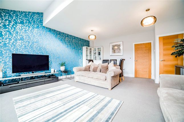 Living Room of Willowbourne, Fleet GU51