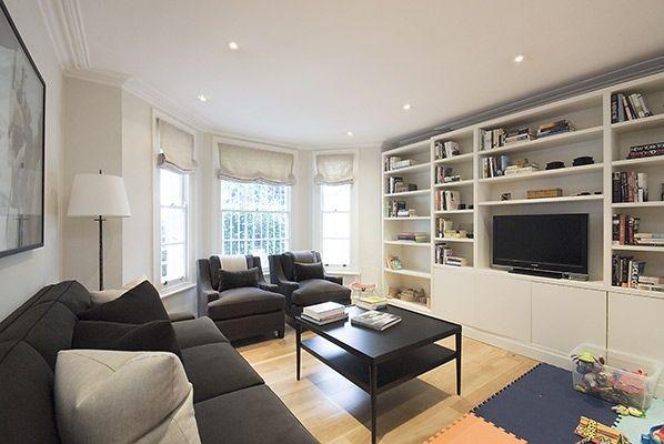 Thumbnail Semi-detached house to rent in Scarsdale Villas, Kensington, London