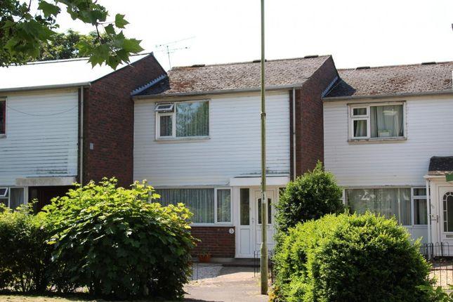 Thumbnail Terraced house for sale in Bracklesham Close, Farnborough
