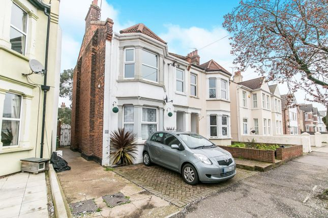 Thumbnail Flat to rent in Page Road, Clacton-On-Sea