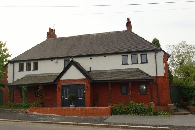 Thumbnail Detached house for sale in The Bank, Scholar Green, Stoke-On-Trent