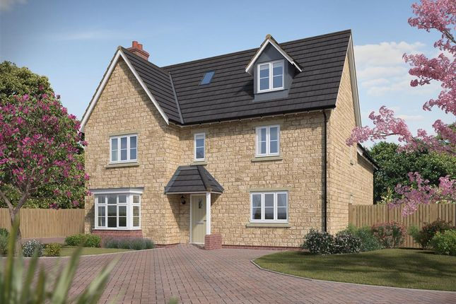 Thumbnail Detached house for sale in Stratford Road, Shipston-On-Stour