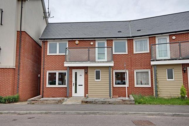 Thumbnail Semi-detached house to rent in Torkildsen Way, Harlow, Essex