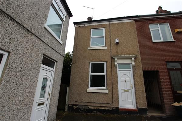 Thumbnail Terraced house for sale in Emberton Street, Chesterton, Newcastle-Under-Lyme
