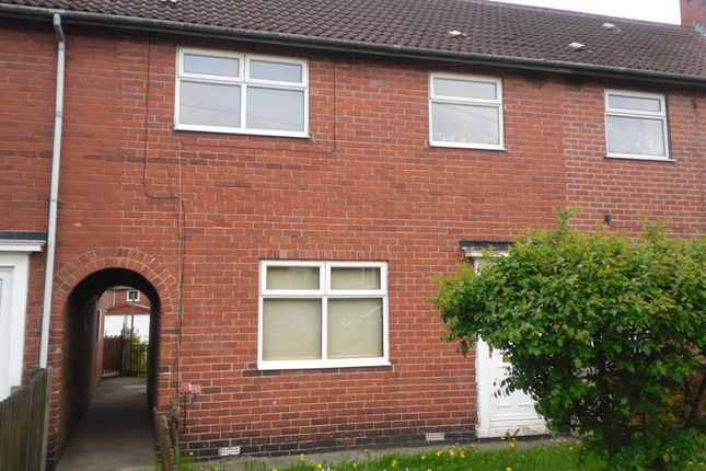 Thumbnail Terraced house to rent in Smeaton Road, Upton