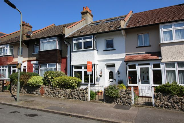 Thumbnail Terraced house for sale in Westbury Road, Penge, London