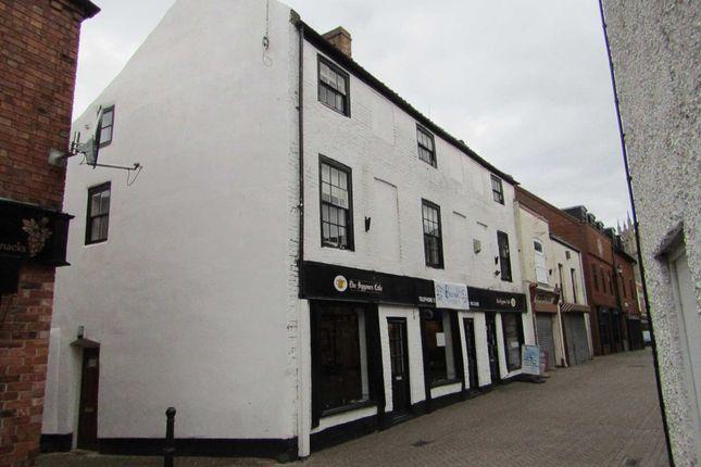 Thumbnail Flat to rent in Little Church Street, Wisbech