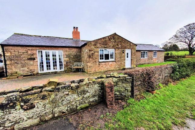 Thumbnail Cottage for sale in Greenside, Laversdale Lane End, Irthington
