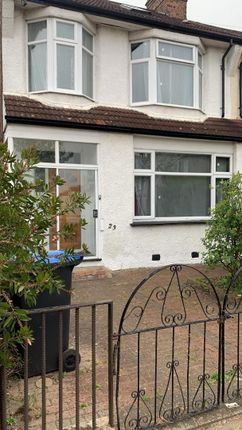 Thumbnail Semi-detached house to rent in Pevensey Avenue, London