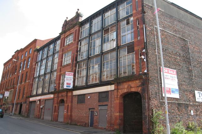 Thumbnail Warehouse for sale in Southall Street, Strangeways, Manchester