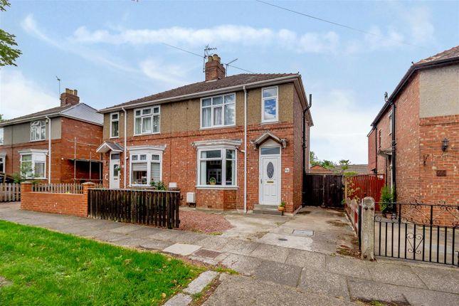 Semi-detached house for sale in Sandriggs, Darlington