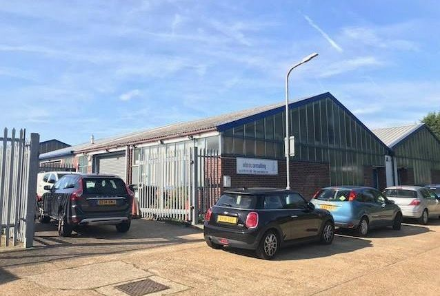 Thumbnail Industrial to let in Unit 30, Rutherford Close, Leigh-On-Sea