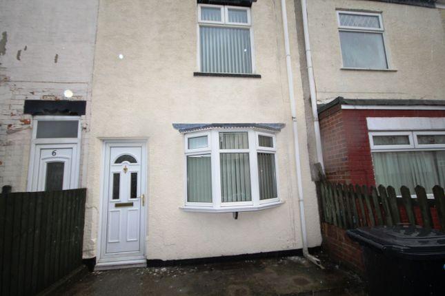 Thumbnail Terraced house to rent in Irene Avenue, Lorraine Street, Hull