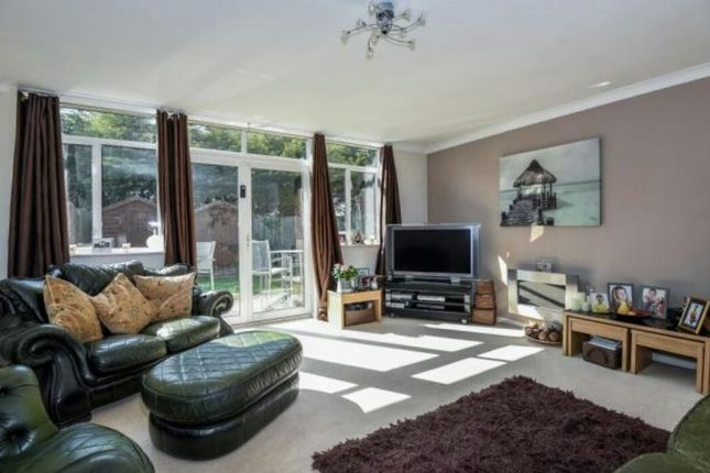 Thumbnail End terrace house to rent in Glenseagle Close, Staines