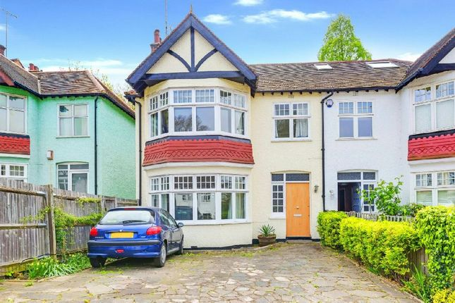 Thumbnail Semi-detached house for sale in Priory Gardens, Highgate