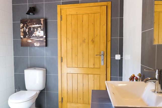 Bathroom of Alferce, Monchique, Portugal