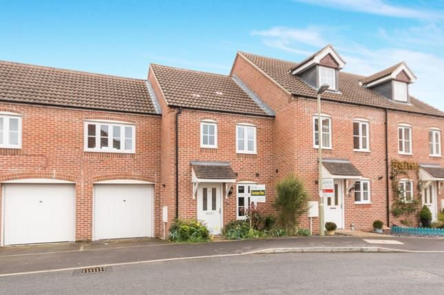 Thumbnail Terraced house for sale in Bramley, Tadley, Hampshire
