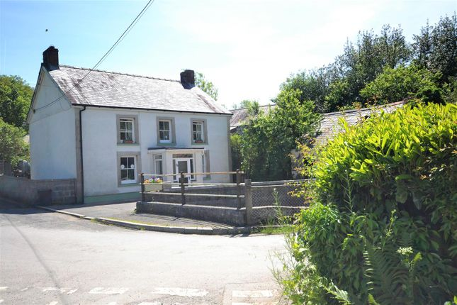 Thumbnail Land for sale in Cwmbach, Whitland