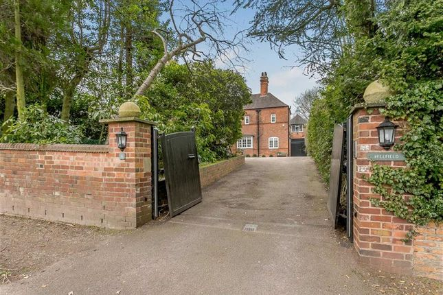 Thumbnail Detached house for sale in Wentworth Road, Sutton Coldfield