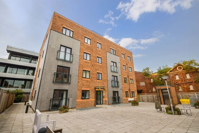 Thumbnail Flat for sale in Apt 4, 28E Woodfield Road, Altrincham