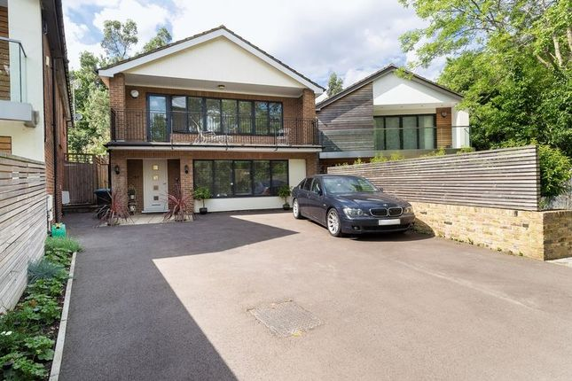 Thumbnail Detached house for sale in Woodland Way, London