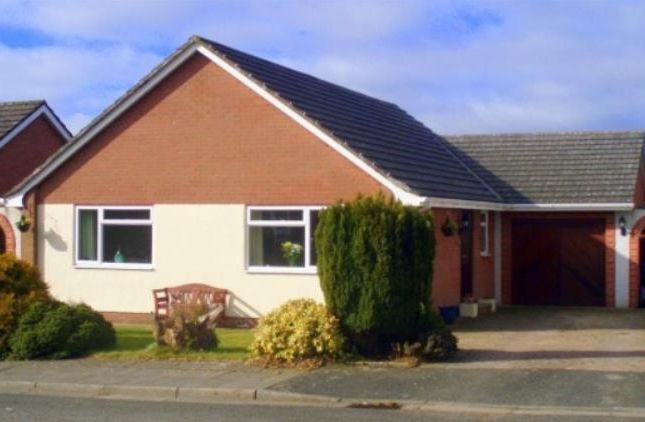 Thumbnail Bungalow to rent in Woodleigh, Walton, Brampton, Cumbria