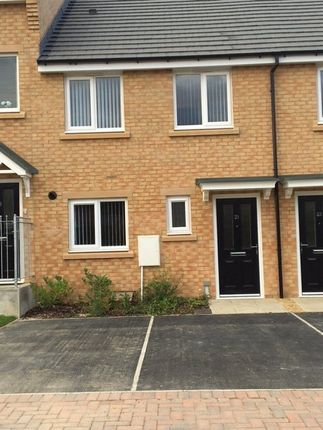 Thumbnail Terraced house to rent in Bradford Drive, Bishop Auckland
