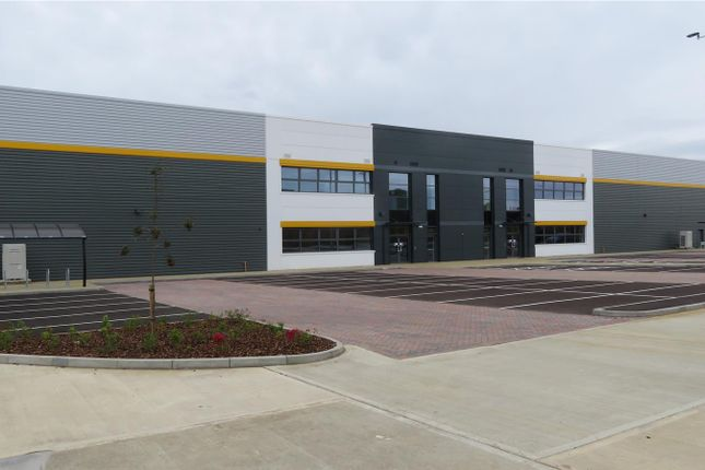 Thumbnail Warehouse for sale in Unit 3B, Cransley Park, Kettering, Northamptonshire