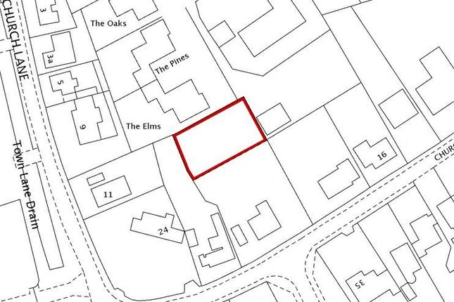 Thumbnail Land for sale in Stratford Road, Mablethorpe