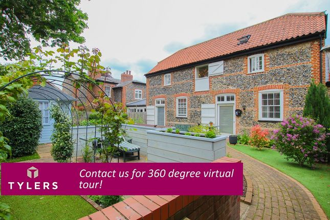 Thumbnail Terraced house for sale in Abernant Drive, Newmarket