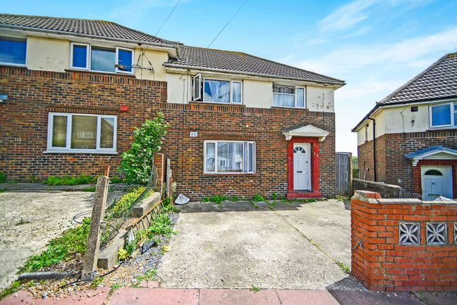 4 bed semi-detached house for sale in Manor Hill, Brighton