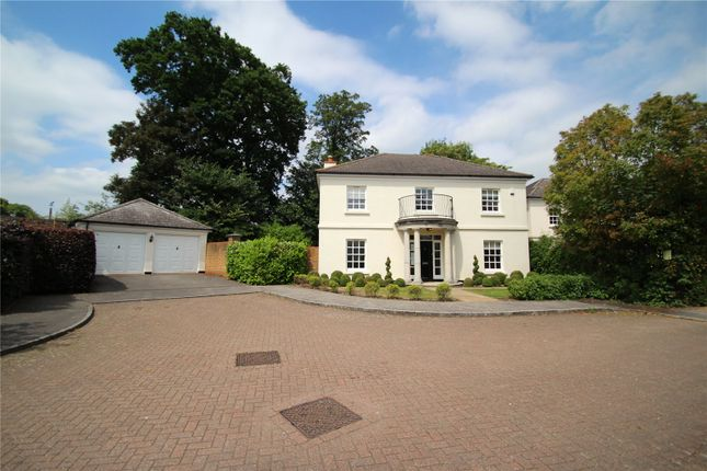 Thumbnail Detached house for sale in Clare Wood Drive, East Malling, West Malling