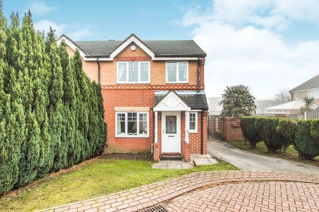 Thumbnail Semi-detached house to rent in Markington Mews, Leeds