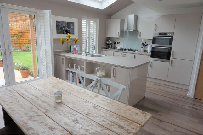 Thumbnail Link-detached house for sale in Stephenson Grove, Prescot