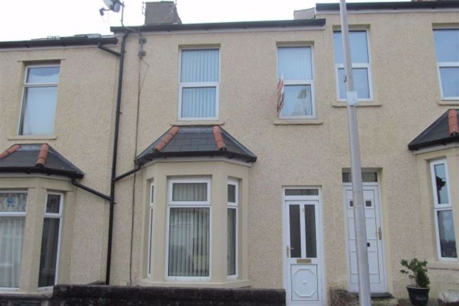 Terraced house to rent in Coigne Terrace, Barry, Vale Of Glamorgan