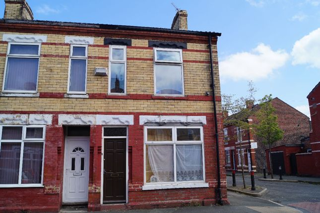 Thumbnail Terraced house for sale in Hemmons Road, Longsight, Manchester