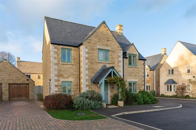 Thumbnail Detached house for sale in Sparrows Way, Upper Rissington, Gloucestershire